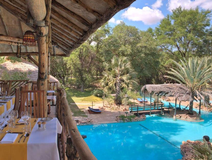 Sarova Shaba Game Lodge, Isiolo North