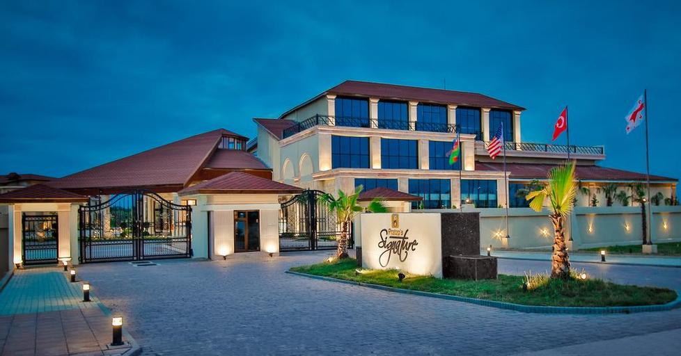 Pratap's Signature Hotel-Resort & Spa, Zugdidi