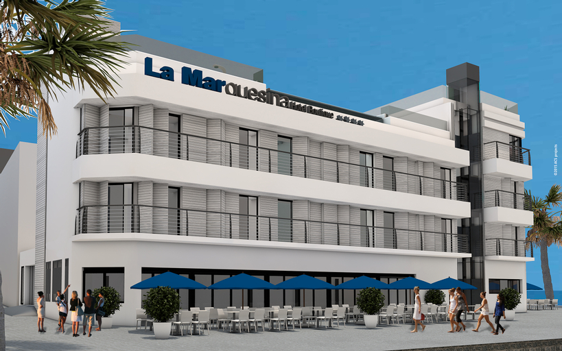 RK La Marquesina Hotel Boutique, Las Palmas