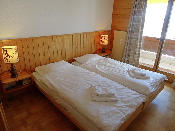 Grand-Hôtel B35 - One Bedroom, Aigle