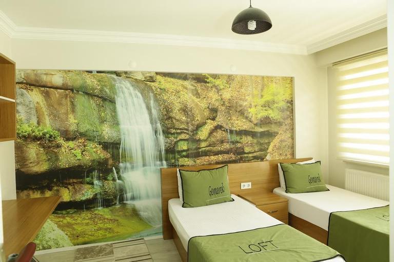 Istasyon Loft Hotel, Merkez