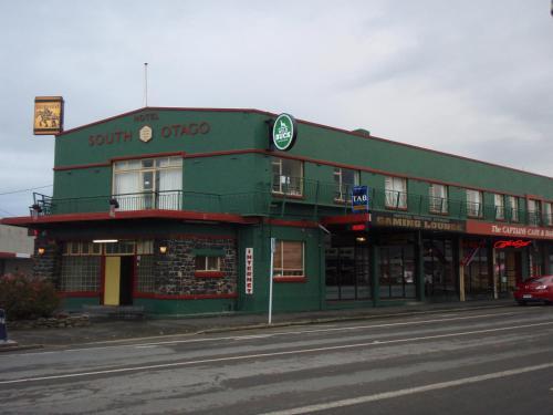 Hotel South Otago, Clutha