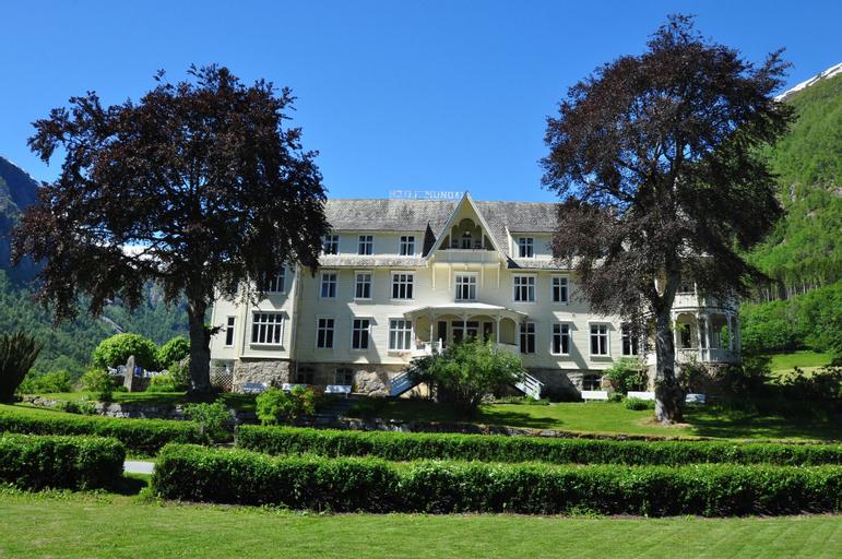 Hotel Mundal, Balestrand