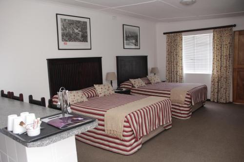 Laings Lodge, Central Karoo