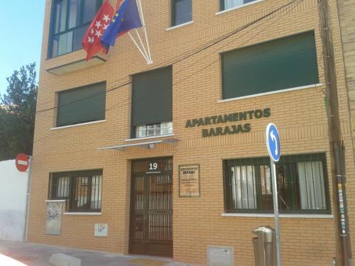 Apartamentos Barajas, Madrid