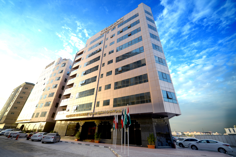 Emirates Stars Hotel Apartment Sharjah,