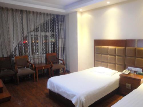 Mudanjiang Wan Zai Business Hotel, Mudanjiang