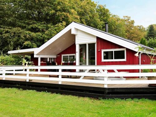 Three-Bedroom Holiday home in Bjert 3, Kolding