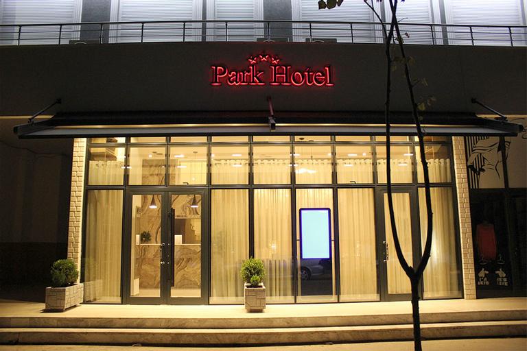 Park Hotel Tirana, Tiranës