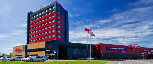 Vikonda Hotel, Rybinskiy rayon