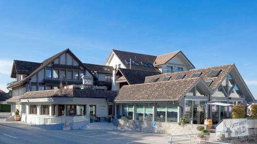 Hotel Schafli Siebnen, March