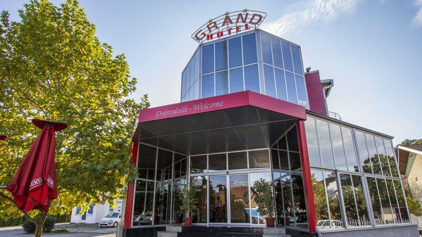 Grand hotel Banja Luka, Banja Luka