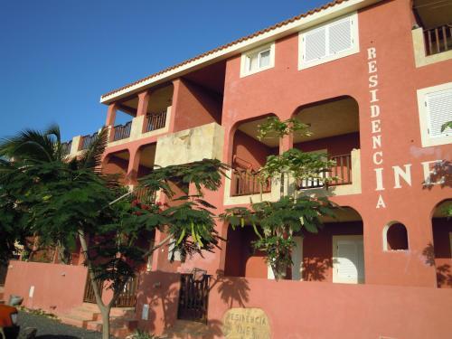 Residencia Ines Ilha do Maio,