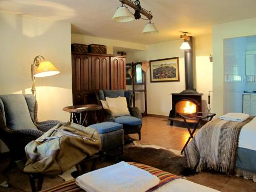 Southern Lodges Argentina, Hucal