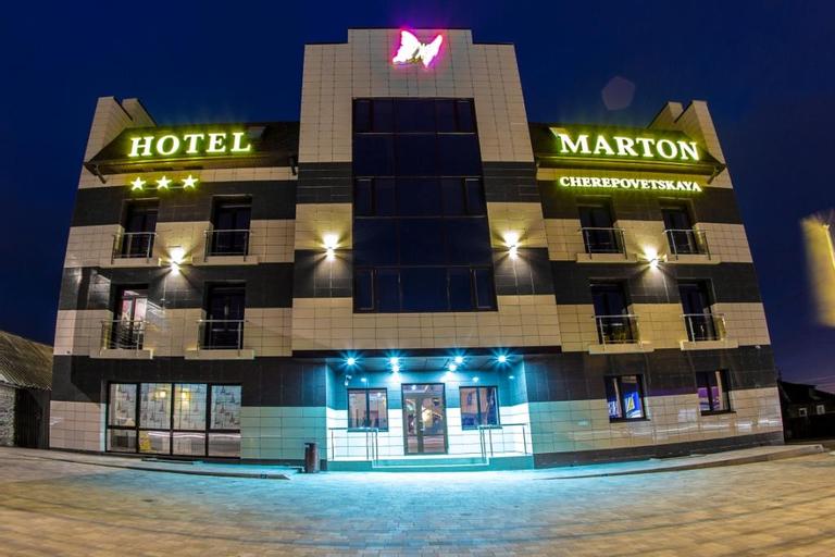 Marton Cherepovetskaya, Volzhskiy