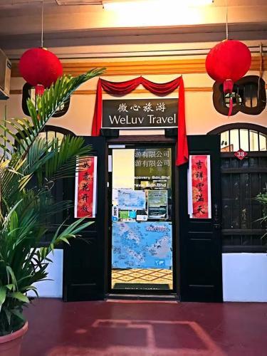 WeLuv Travel Guesthouse, Pulau Penang