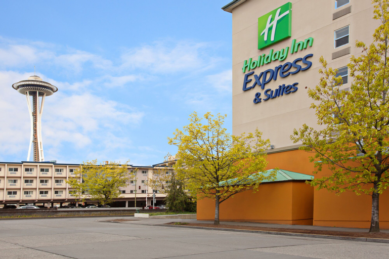 Holiday Inn Express & Suites Seattle - City Center, King