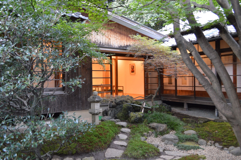 TEMPLE HOTEL KANNONIN, Kiryū