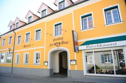 Hotel-Gasthof-Fleischerei - Zur alten Post, Deutschlandsberg