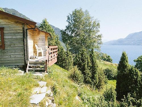 Two-Bedroom Holiday home in Nordfjordeid 1, Eid