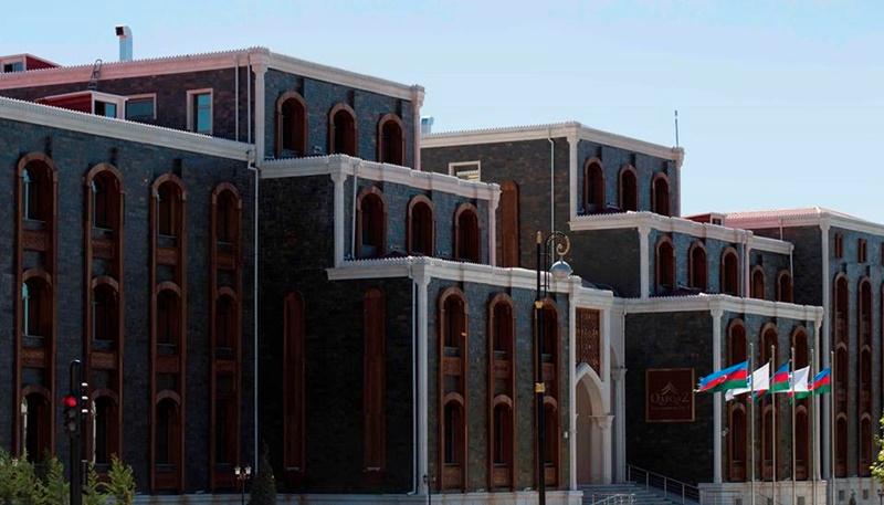 Qafqaz Karvansaray Hotel, Qəbələ