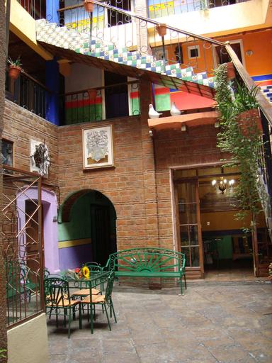 Hotel Posada de la Parroquia, Zacatecas