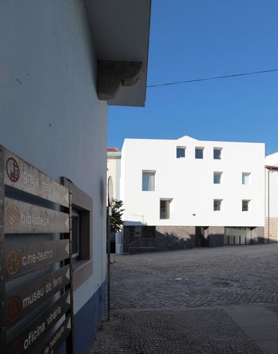 Casa Dona Maria Luiza, Torre de Moncorvo