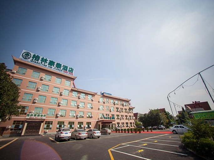 GreenTree Inn Fangte World Resort South Gate Busin, Wuhu