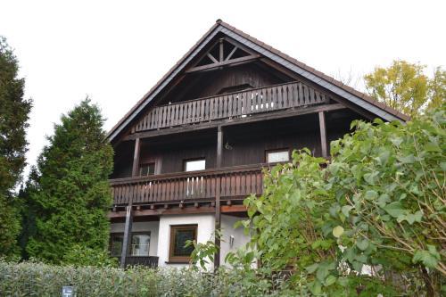 Schwarzwaldhaus in Ebersbach, Meißen
