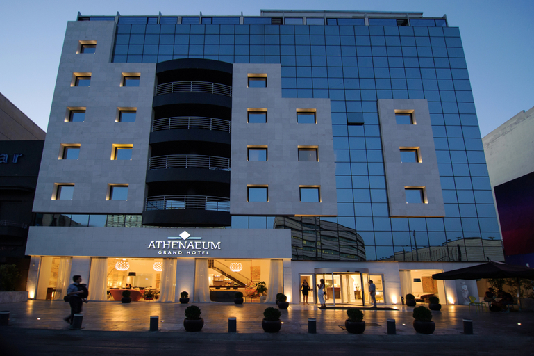 Athenaeum Grand Hotel, Attica