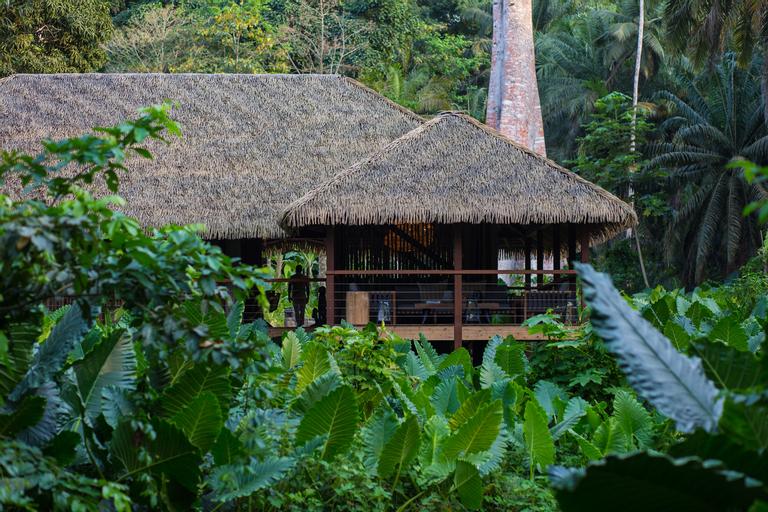 Sundy Praia Lodge, Pagué