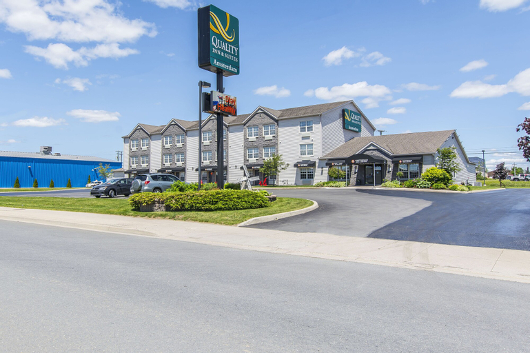 Quality Inn & Suites Amsterdam, York