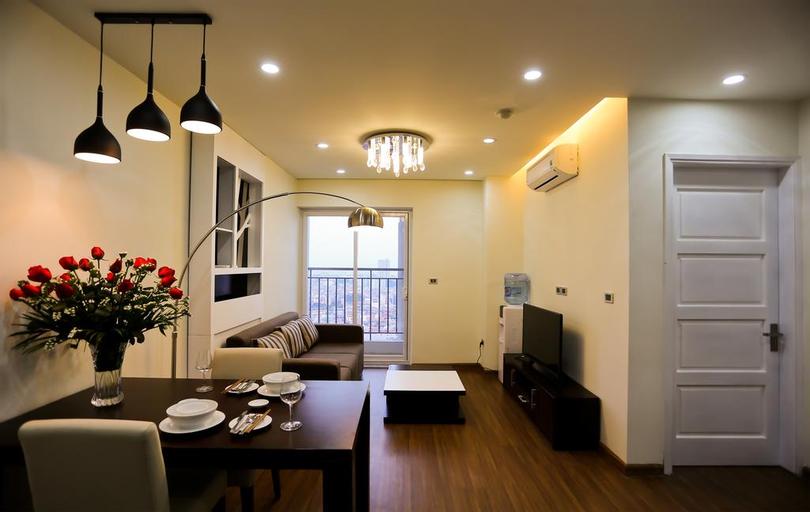 Poonsa Serviced Apartment, Cầu Giấy