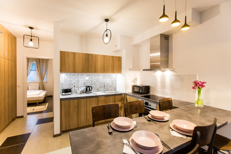 Corvintage Apartments, Budapesti