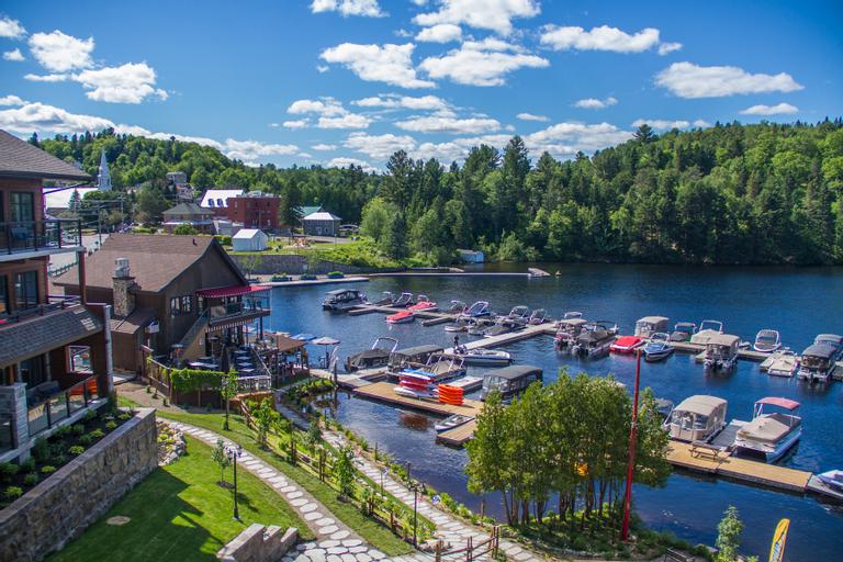 Le Viking Resort & Marina, Les Pays-d'en-Haut