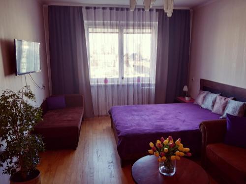 Apartment on Gorkogo 62, Hrodna
