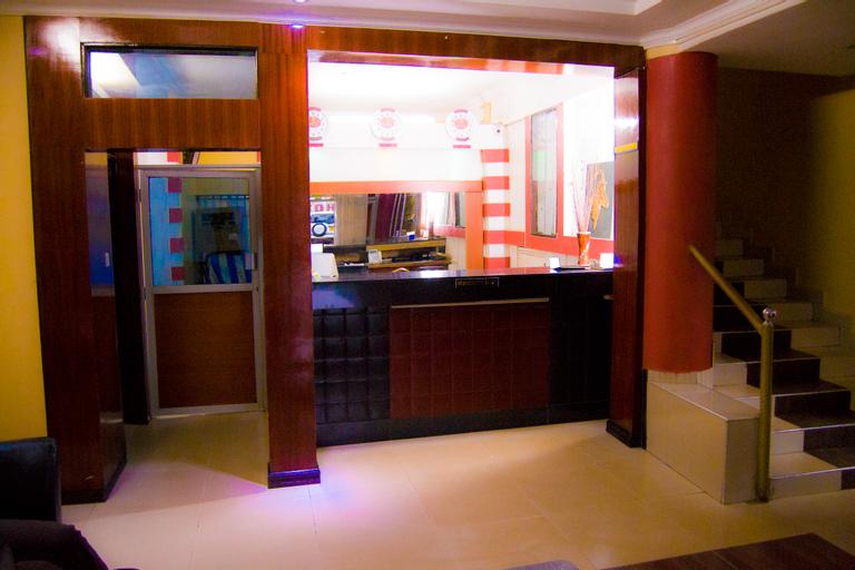 Royal City Hotel, Kisumu East