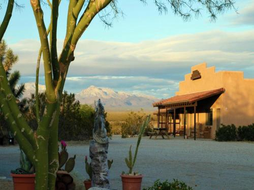 Stagecoach Trails Guest Ranch, Mohave