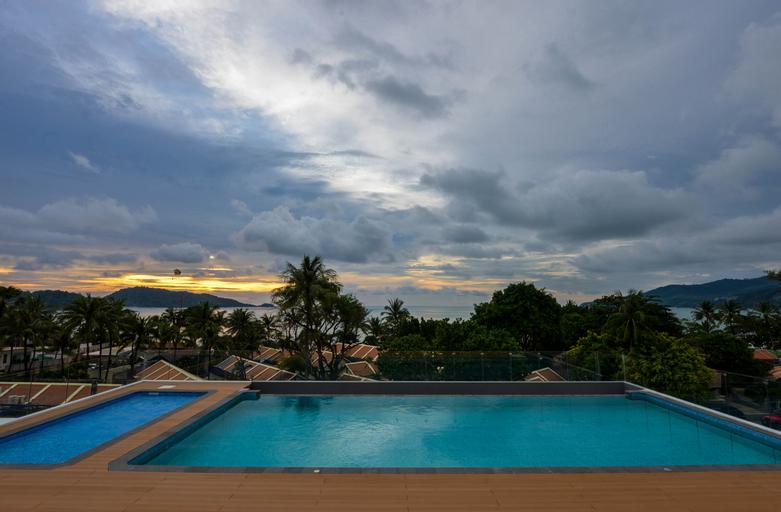 Araya Beach Hotel Patong, Pulau Phuket