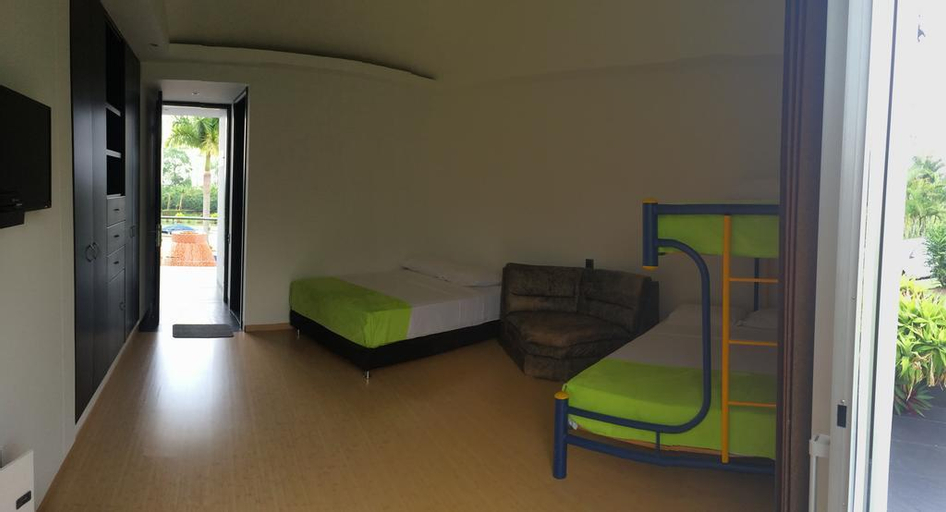 Hotel Campestre Santo Bambu, Pereira