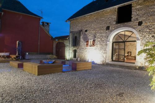 Chambre sur cour, Pyrénées-Atlantiques