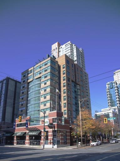 GEC Granville Suites Downtown, Greater Vancouver