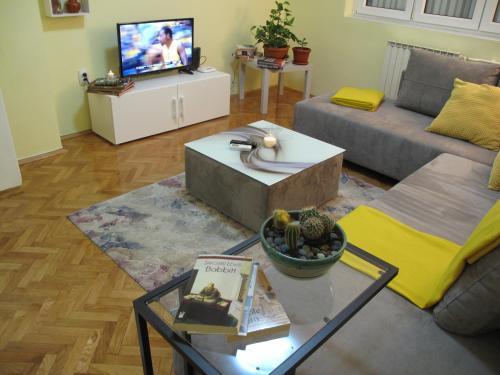 Regina's Central Street Apartment,