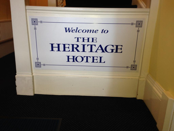 The Heritage Hotel, Glasgow
