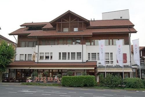 Hotel Lotschberg, Niedersimmental