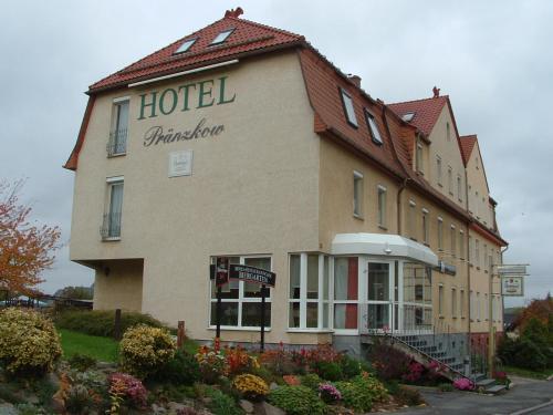 Hotel Pranzkow, Zwickau