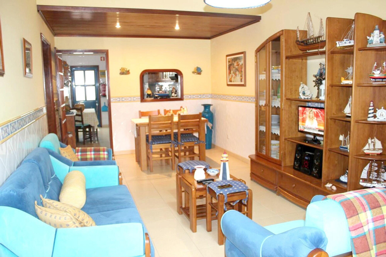 Apartment With one Bedroom in Gafanha da Nazaré, With Wonderful City View, Balcony and Wifi, Ílhavo