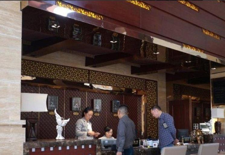 Bailuzhou Holiday Inn, Yibin
