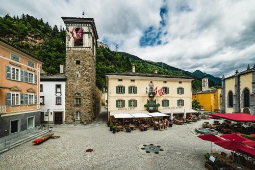 Hotel Biobistro Semadeni, Bernina