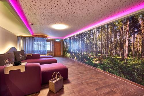 Das Fritz Hotel der Baume, Regen
